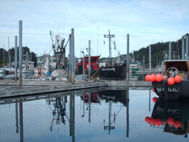 Kodiac Harbor